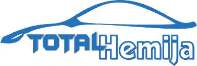 Auto kozmetika, Hemija za autoperionice – Totalhemija